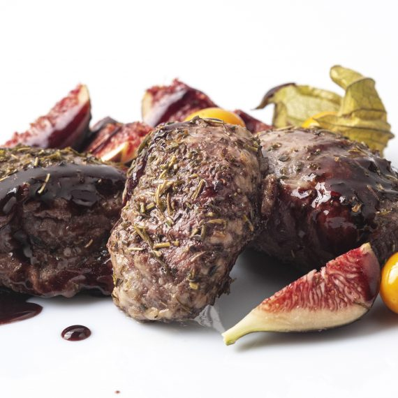 receta de Carrillera Oporto