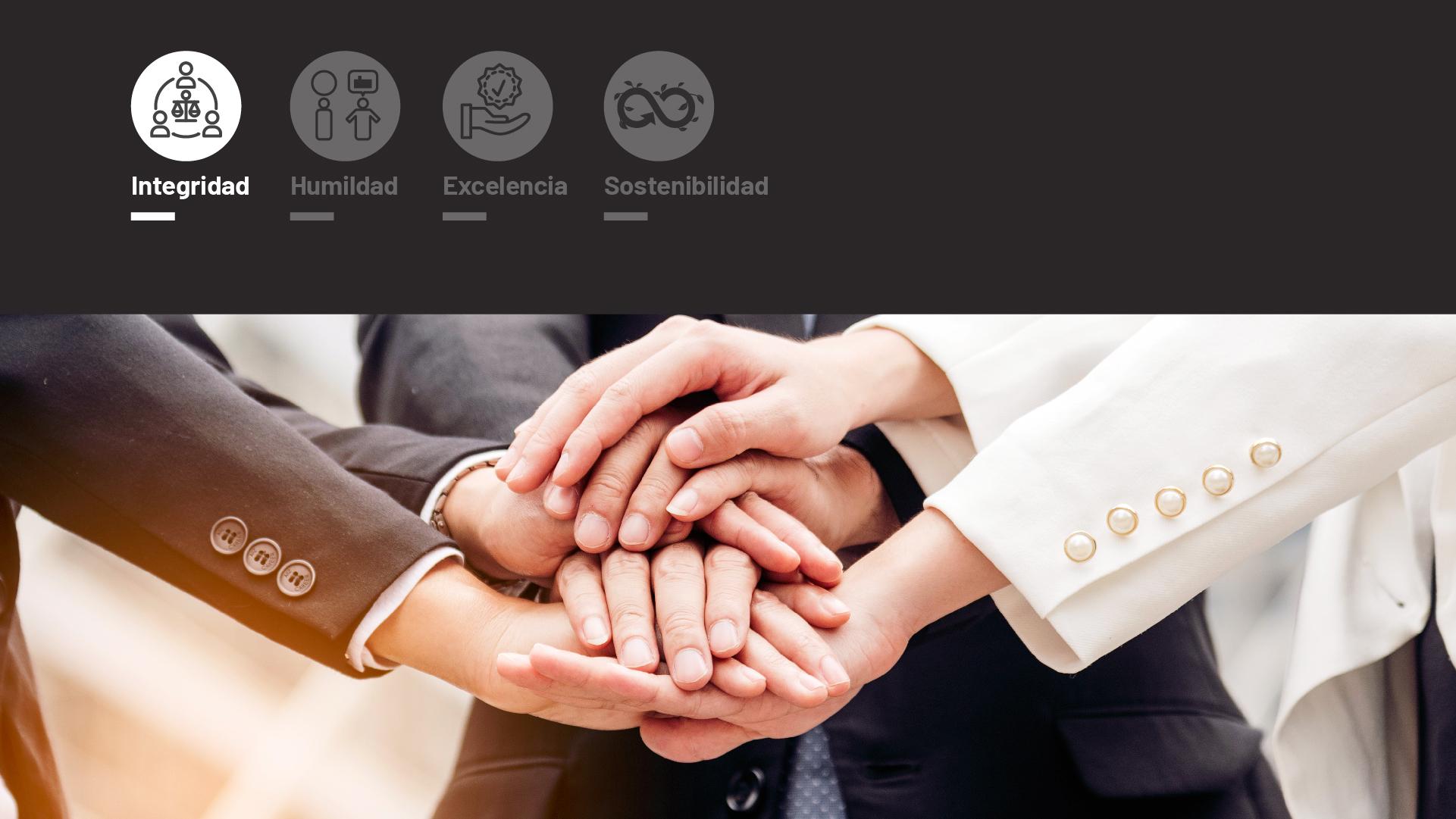 Valores de Friselva, empresa cárnica: Nuestra Integridad