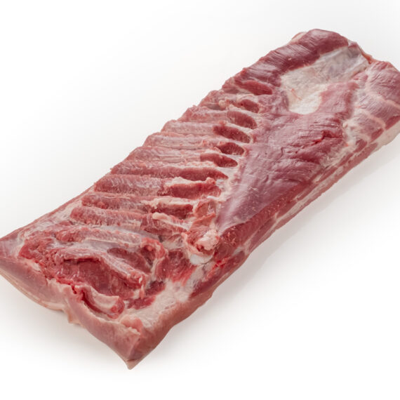 beicon de cerdo sin hueso y sin piel de Friselva