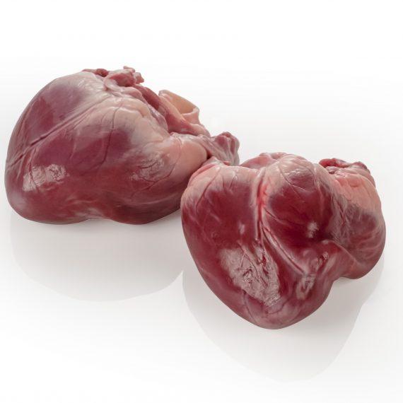 corazón de cerdo de Friselva